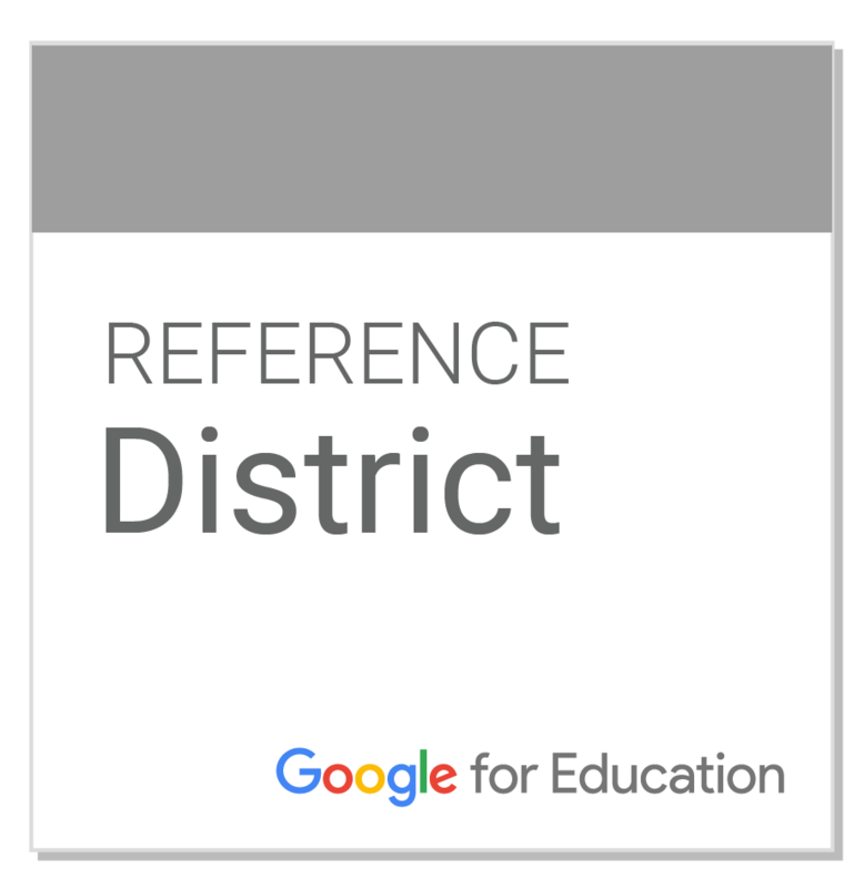 google referenceDistrict