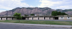 Picture of Canyon View High School.
