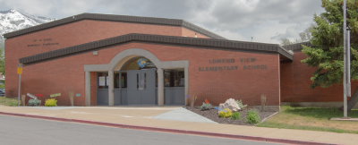 Picture of Lomond View Elementary School.