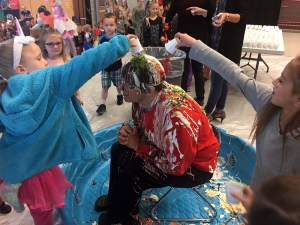 Freedom Elementary celebrates a successful Booster-thon