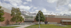 Picture of Weber High School.