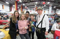 T.H. Bell students attend the Hof Germanfest to learn about German culture!