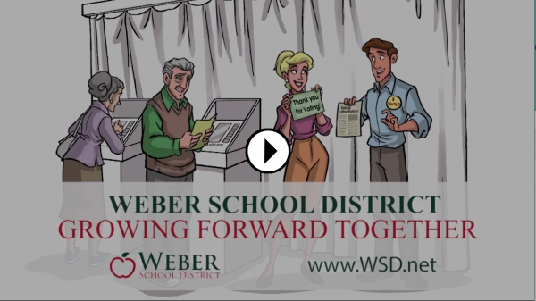 In October, a $97 million school bond for Weber School District will appear on the election ballot.