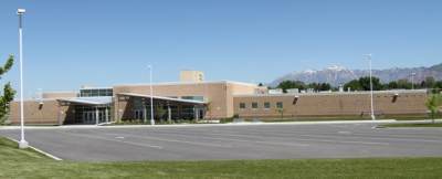 Picture of South Ogden Junior High School.