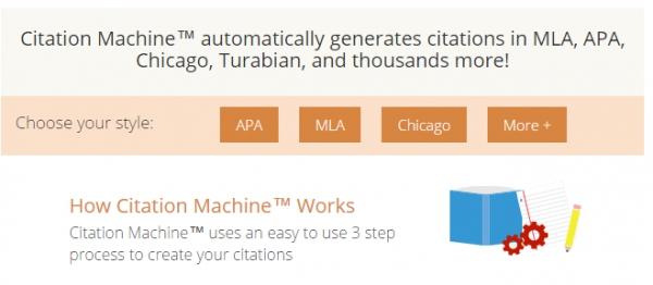 the citation machine apa
