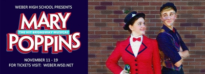 "Weber High School, ""Mary Poppins"" (November 11-19)"