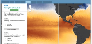 NOAA View Data Exploration Tool