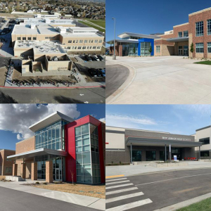 Photo of several of the projects from previous bonds.