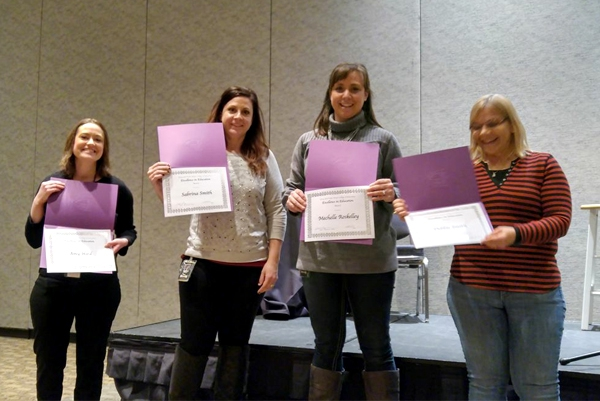 Storytelling festival honors West Haven 2nd grade teachers