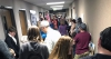 Midland's 5th graders crowd the halls for their 4th annual Wax Museum