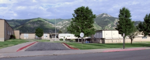 Picture of North Ogden Junior High School.