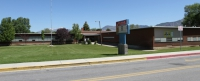Picture of Roosevelt Elementary School.