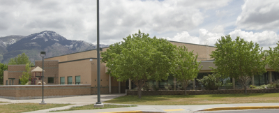 Picture of Majestic Elementary School.