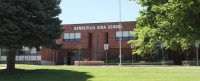 Picture of Bonneville High School.