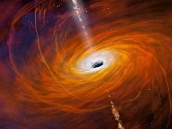 Black Holes: Gravity's Relentless Pull