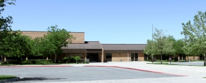Picture of Rocky Mountain Junior High.