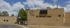 Picture of Roy Elementary School.