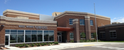 Picture of West Weber Elementary School.