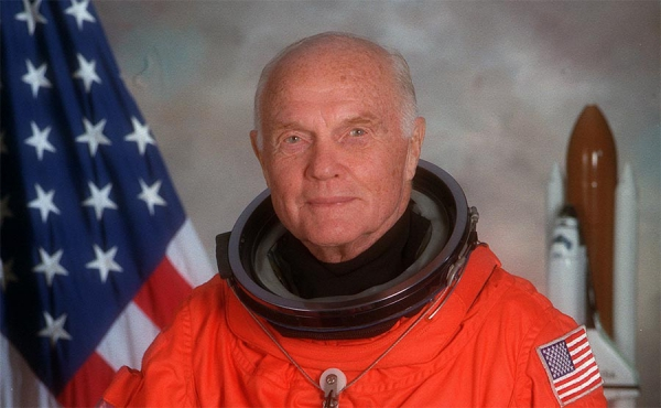 Profile of John Glenn