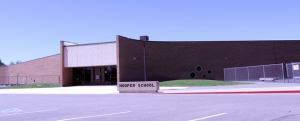 Picture of Hooper Elementary School.
