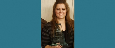 Utah Science Teacher Assoc. awards West Haven's Lara Tingey as Outstanding Elementary Educator