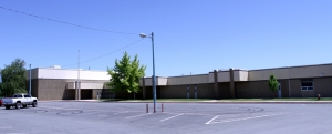 Picture of Kanesville Elementary School.