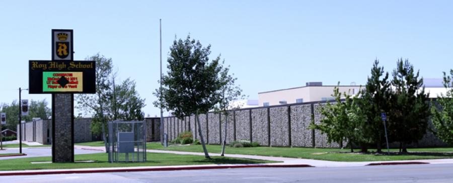 Roy High School